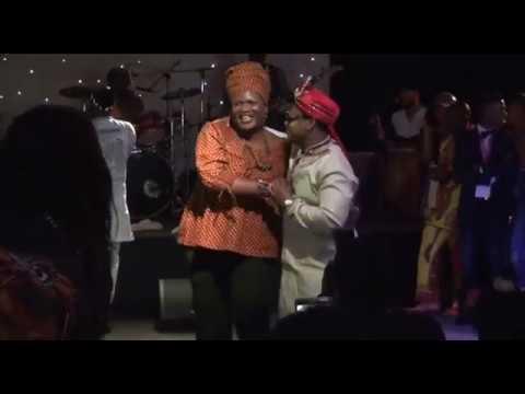Concert live 20 ans King Mensah à Bruxelles 2èm partie
