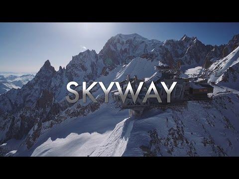Funivia Skyway - Monte Bianco -  Salomon TV