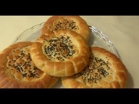 Afghani Cookies طرز تهیه کلچه ناشتا افغانی