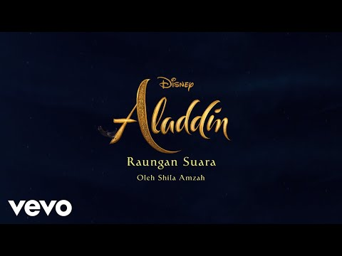 Shila Amzah - Raungan Suara (Versi Seluruh) (From Aladdin/Official Lyric Video)