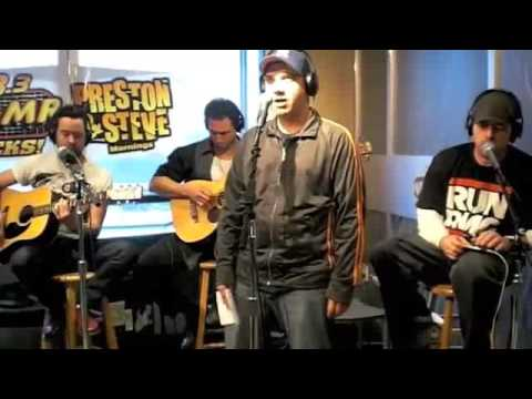Bloodhound Gang   Live at WMMR Preston and Steve   Foxtrot Uniform Charlie Kilo (2 11 2009)