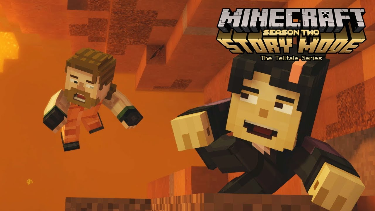 Minecraft Story Mode Season 2 Episode 4 All Choices Endings