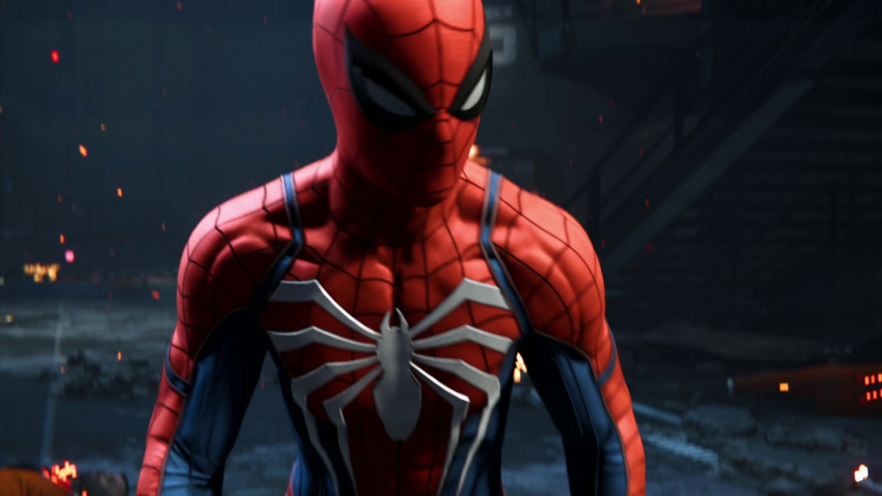 PS4《Marvel's Spider-Man》E3 2018 宣传影像