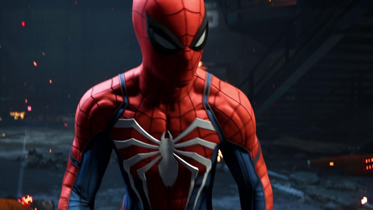 PS4《Marvel's Spider-Man》E3 2018 宣传影像
