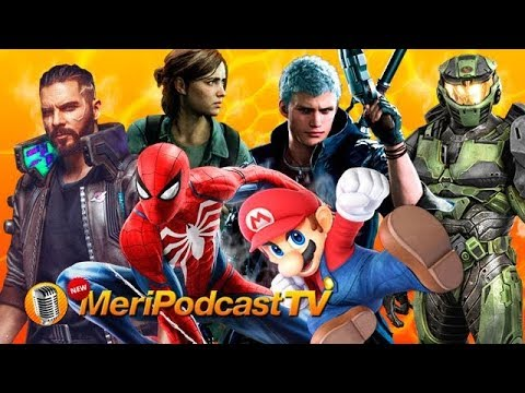 NEW MeriPodcast 11x34: Repasamos todo el E3 2018