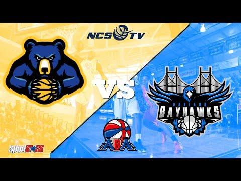 San Diego Guardians vs Oakland Bayhawks Men's ABA Basketball LIVE 11/19/17