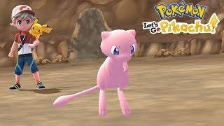 We Got MEW! Pokemon Let's Go #2