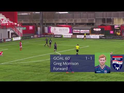 Hamilton Academical FC 2 vs 2 Ross County FC (Development Squad Highlights)