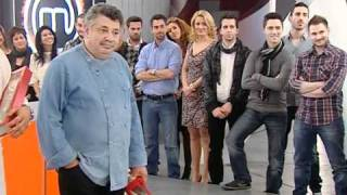 MasterChef S01E71 Mega Part 3/5 27/12/2010
