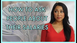 """What's Your Expected Salary Range?"" 