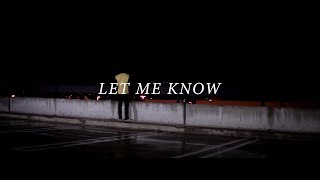 Devincii - Let Me Know