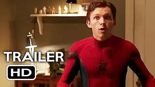 Spider-Man: Homecoming You're The Spider-Man Trailer (2017) Tom Holland Movie HD