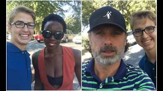 Video TWD-Dandy: Andy and Danai Sitting Near Each Other Moments download MP3, 3GP, MP4, WEBM, AVI, FLV Juli 2018