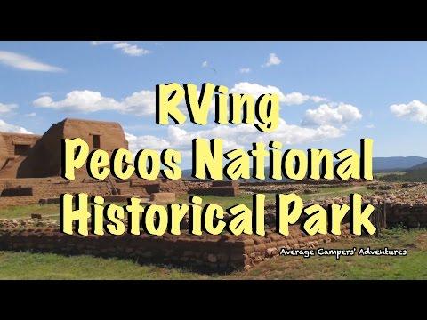 Pecos National Historic Park New Mexico