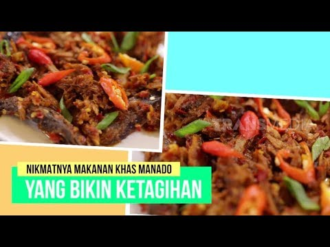 RICA RODO, Nikmatnya Makanan Khas Manado Bikin Ketagihan | DETEKTIF RASA (13/07/19) PART 1