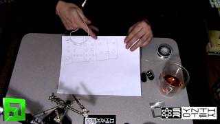 How To Synth DIY pt3  Building a Ring Modulator by Synthrotek
