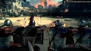 Ryse Gameplay Demo - IGN Live - E3 2013