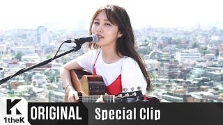 [Special Clip] Kwon Jina(권진아)_Fly away