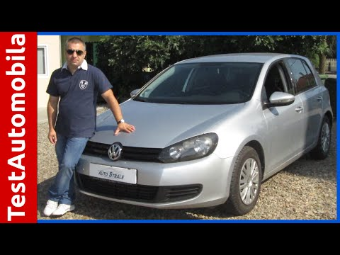 GOLF 6 Test 1.6 TDI