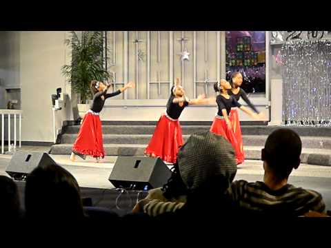 The Battle Is Not Yours! Divine Praise Dancers