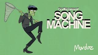 Gorillaz Present: Mud'z Massive Machine Mix 🤪