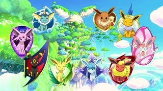 Eeveelutions AMV - We are Family