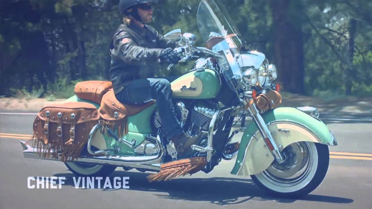 2015 Indian Motorcycle Lineup TVC Thai Version 30 Sec TheIndianMotorcycleThailand