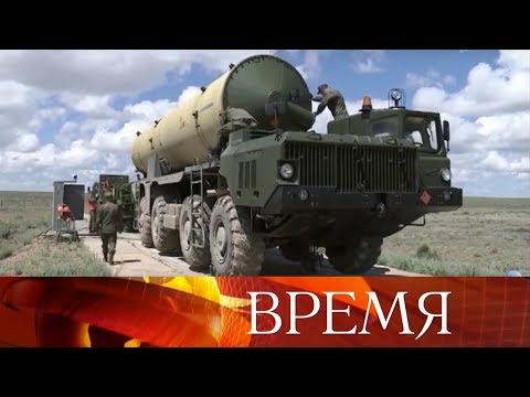 ВКС России успешно