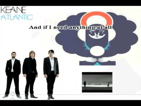 Atlantic (Keane) Karaoke