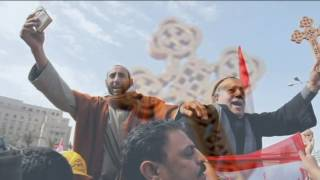 إيمان البحر درويش يُحضر «نار الفتن» بعد تفجير الكنيسة.. فيديو