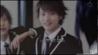 Haruhi & Hikaru | I'm afraid to fall