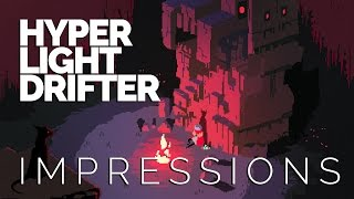 Hyper Light Drifter : 60 FPS PC Update Gameplay and Impressions