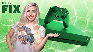 Xbox One X Gets Limited Time Price Cut - IGN Daily Fix thumbnail