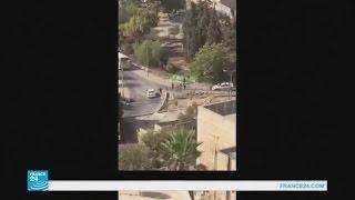 الشرطة الإسرائيلة تطارد منفذ هجوم القدس الشرقية