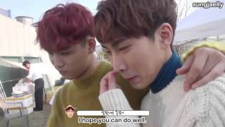 [ENG SUB] 151026 BTOB The Beat Season 3 Ep 2 Part (2/2)