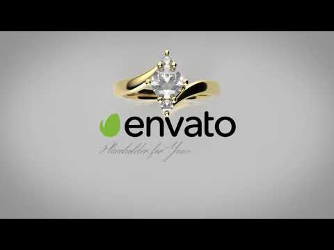 Diamond Ring After Effects Project Videohive Template