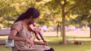 Tunewaves - Enthan Nenjil Violin Instrumental by Kasthoori - Cuckoo Music