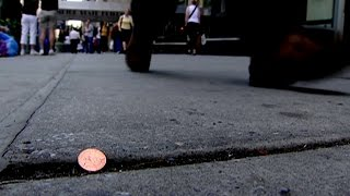 Could a Penny Dropped from a Skyscraper Actually Kill You?