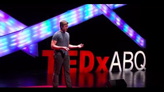 Radically Inclusive Art | Vince Kadlubek | TEDxABQ