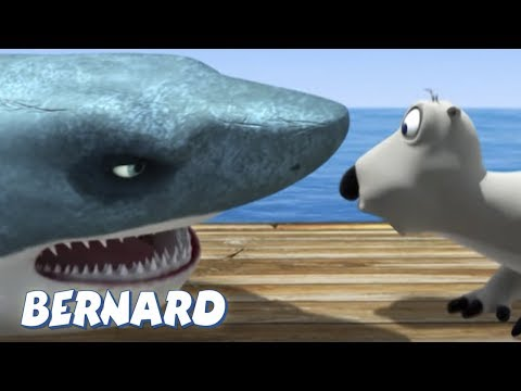 Bernard Bear  Fishing AND MORE  30 min Compilation  Cartoons for Children