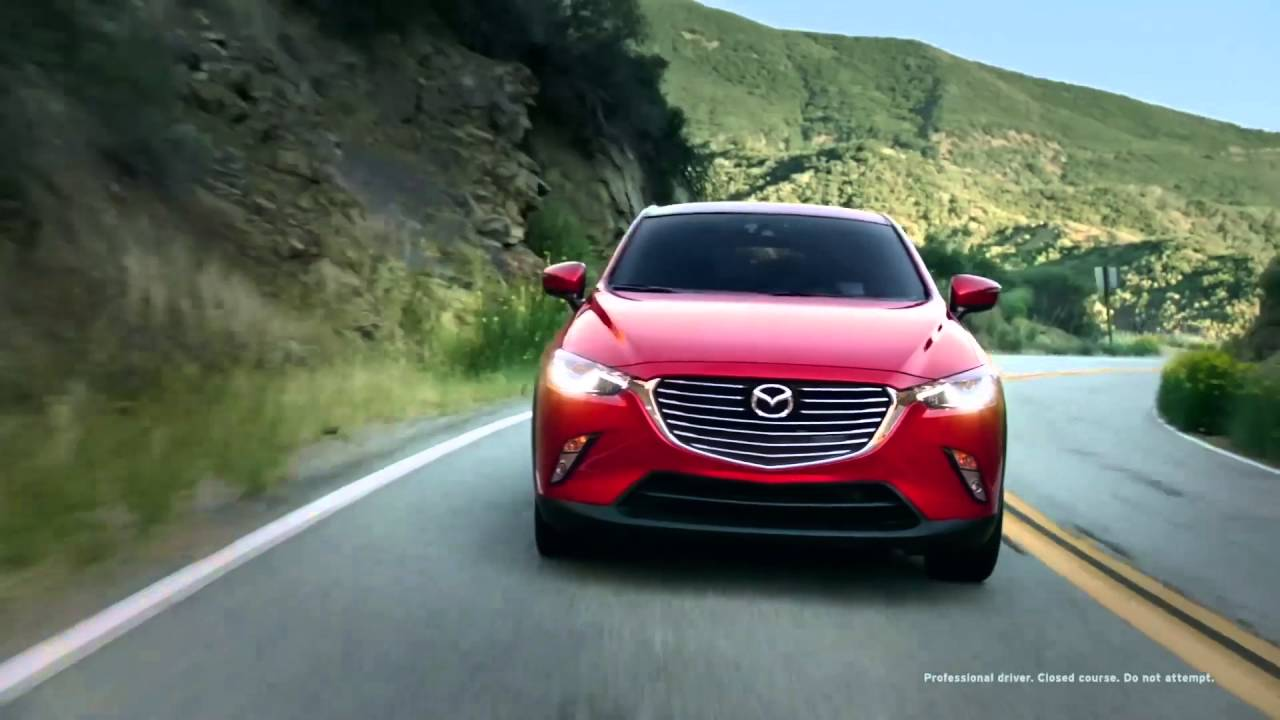 Mazda Cx 3 And Cx 5 Tv Commercial Focused Design Youtube