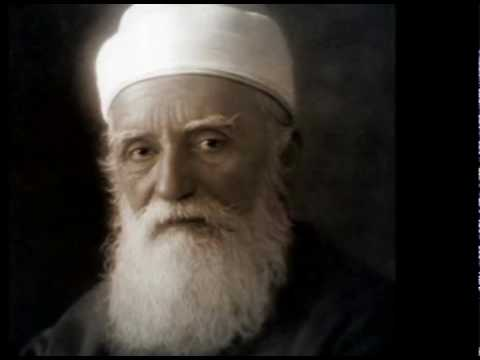 """My name is Abdu'l-Bahá - The """"Servant of Bahá"""""""