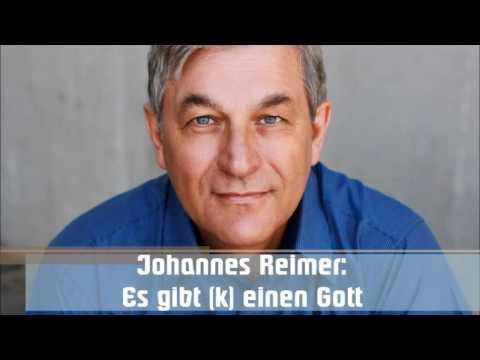 Es gibt (k) einen Gott - Dr. Johannes Reimer