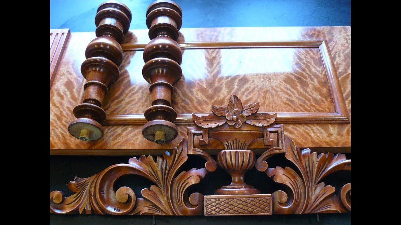 schellack politur teil 8 polieren von schnitzereien s doovi. Black Bedroom Furniture Sets. Home Design Ideas