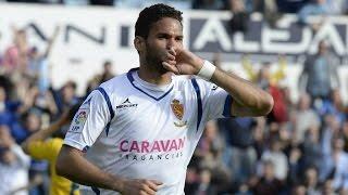 Willian José   Real Zaragoza   Goals, Skills & Assists   2014/2015