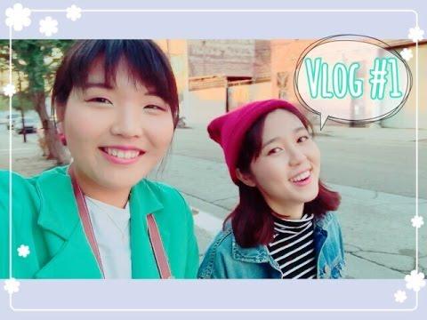 Vlog #1: Food, karaoke, and study dates?