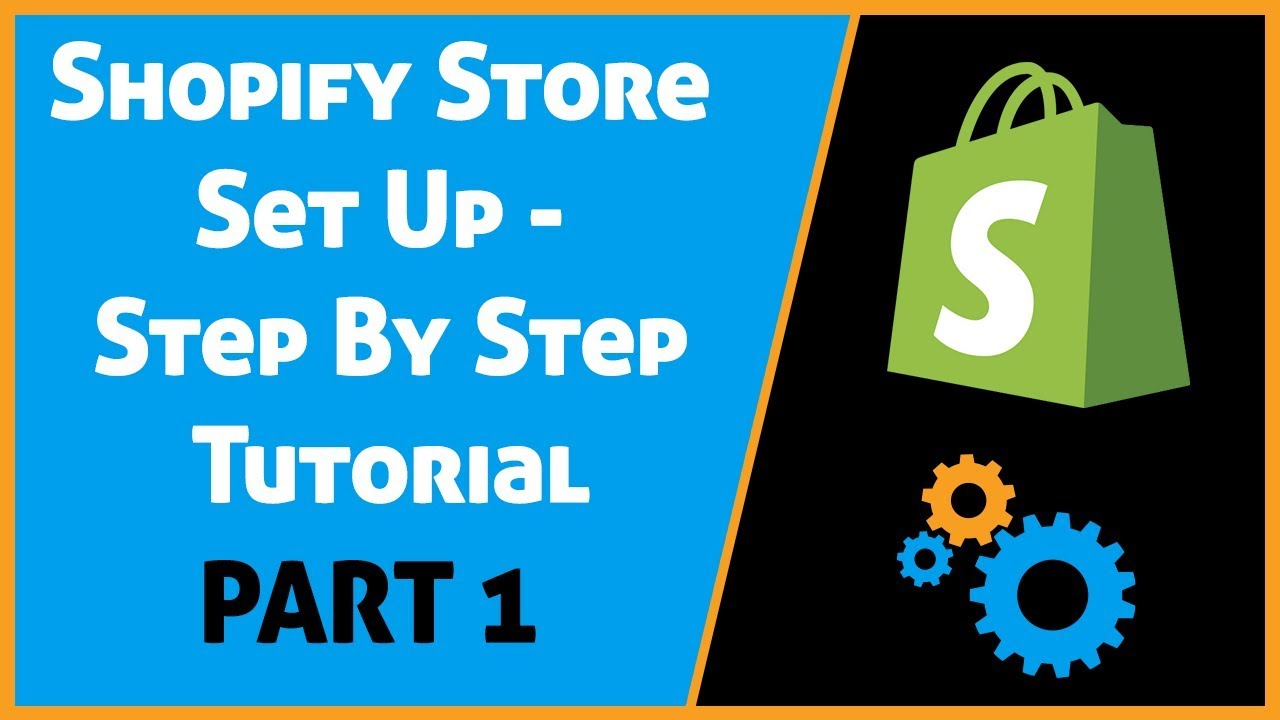 Setup Your Shopify Account