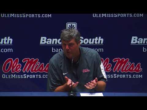 Ole Miss Football - Matt Luke Press Conference (Post Vanderbilt)
