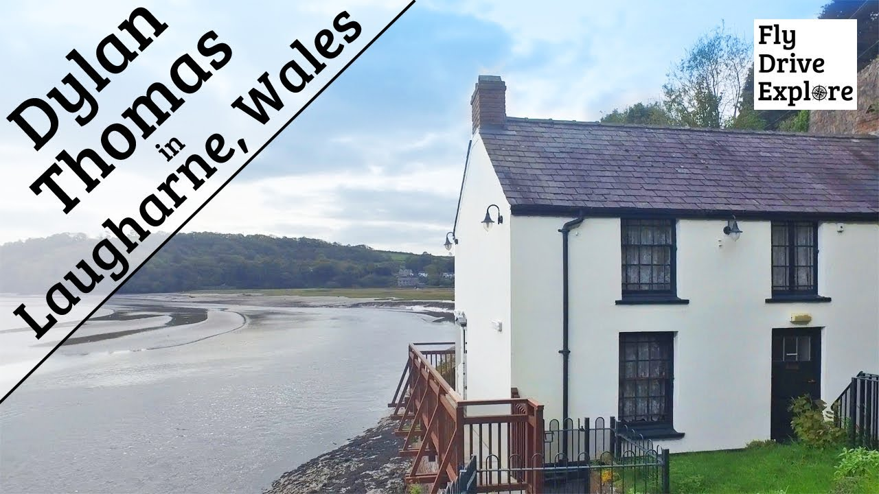 Laugharne - Walking In The Footsteps Of Dylan Thomas, Wales
