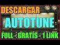 Descargar Autotune para Windows | Full - Español - Gratis - 1 Link MEGA 2019